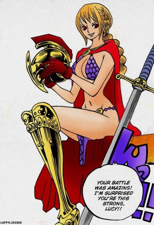 One Piece chapitre 720.