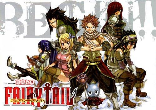 Fairy Tail chapitre 356.