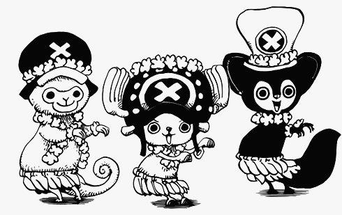One Piece chapitre 740.