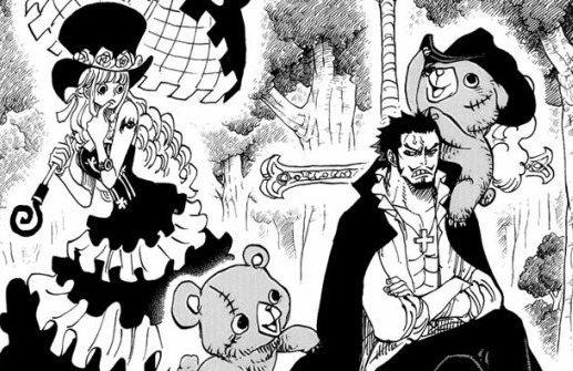 One Piece chapitre 747.