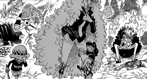One Piece chapitre 763.