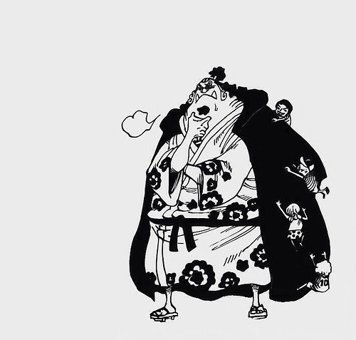 One Piece chapitre 765.