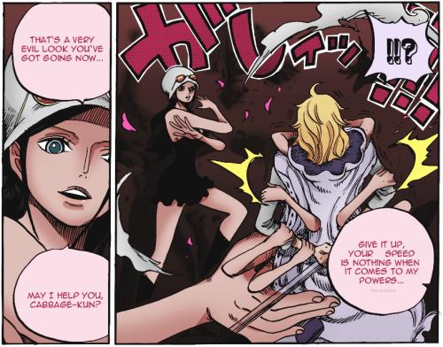 One Piece chapitre 773.