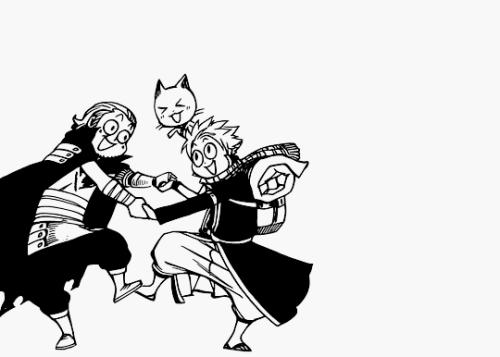 Fairy Tail chapitre 417 + chapitre bonus