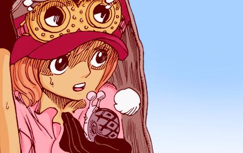 One Piece chapitre 779.