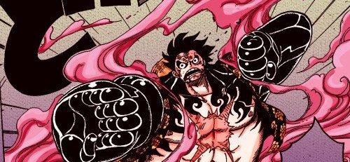 One Piece chapitre 784.