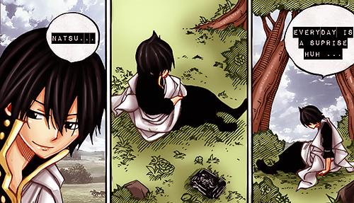 Fairy Tail chapitre 435 et 436.