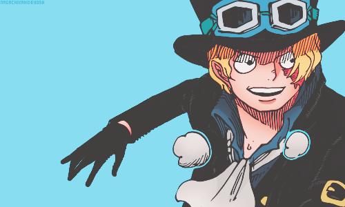 One Piece chapitre 787.