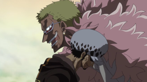 One Piece épisode 721 Vostfr.