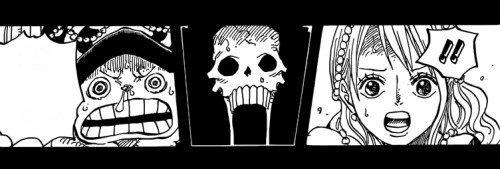 One Piece chapitre 813.