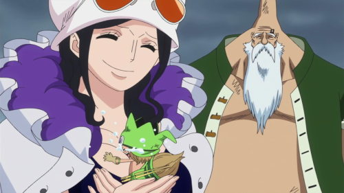 One Piece épisode 734 Vostfr.