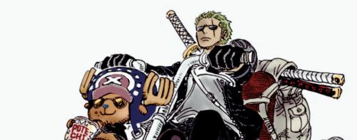 One Piece chapitre 854.