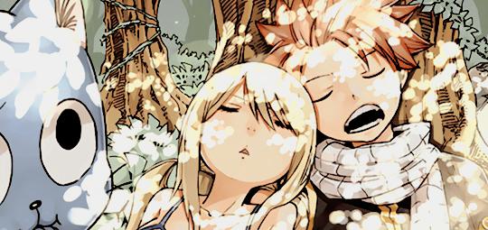 Fairy Tail chapitre 532 et 533.