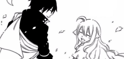 Fairy Tail chapitre 537.