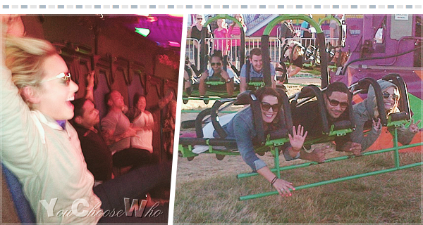 post 1. 02/08/12 : Demi Lovato à la foire de l'Oregon.