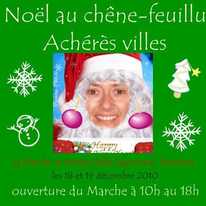 marche de noel 18 et 19 decembre 2010