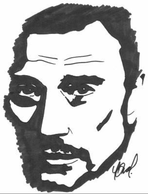 Johnny Hallyday Caricatures Et Dessins