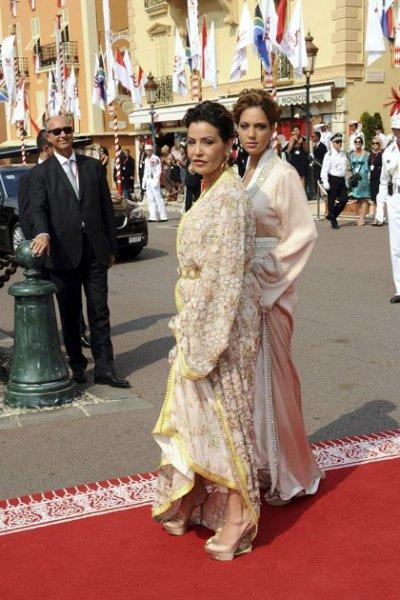 Monaco a été charmé par nos Princesses marocaines !