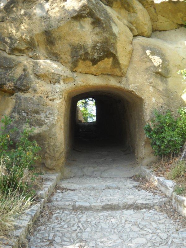 Un souterrain romain...