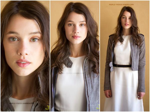 ● Astrid Bergès-Frisbey  Mai 2011