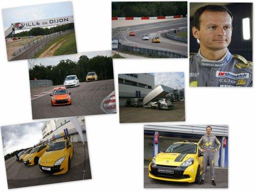 Sortie du Club  Renault 5 GT à Dijon à la journée passion Renault 2010