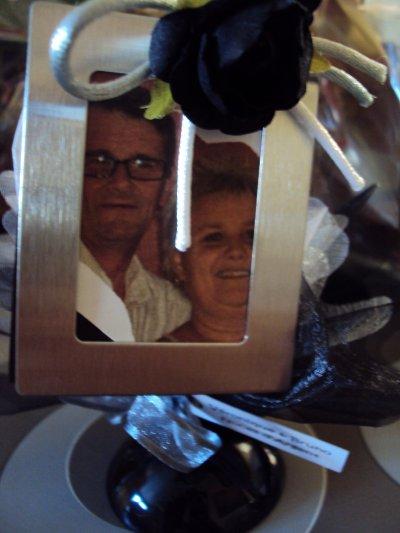 (l) nos 25 ans de mariage fêtés avec la famille (l)