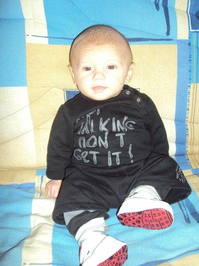 Noah, mon petit fils