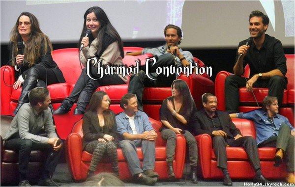 Charmed Convention - Paris- 15 & 16 Mars 2014