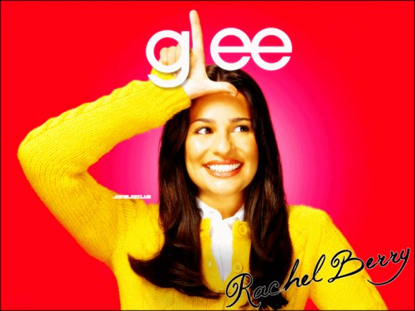 Lea Michele as Rachel Berry