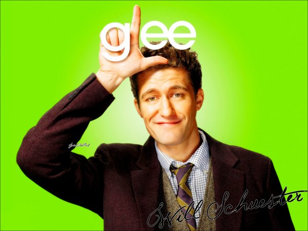 Matthew Morrison as Will Schuster