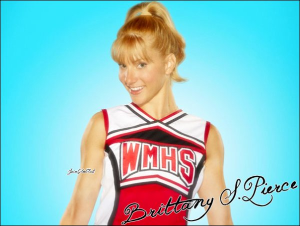 Heather Morris as Brittany S.Pierce