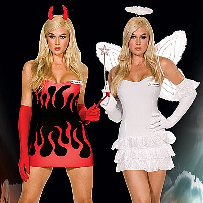 ange ou demon????