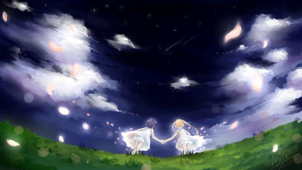 1) Chapitre 1: Souvenirs au clair de lune