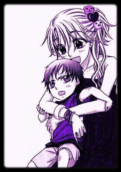 Belle image de Gakuen Alice.