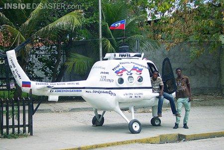 2 jeunes frères haïtiens ont réussi à construire un hélicoptère avec 1000 $