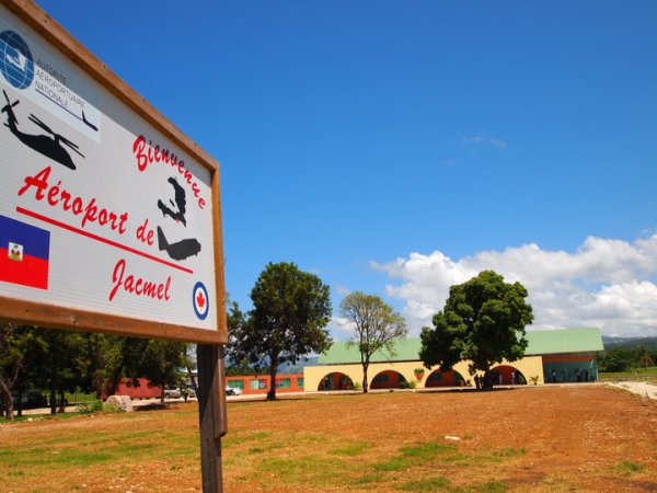 Haiti-tourisme: Inauguration du nouvel aérodrome de Jacmel