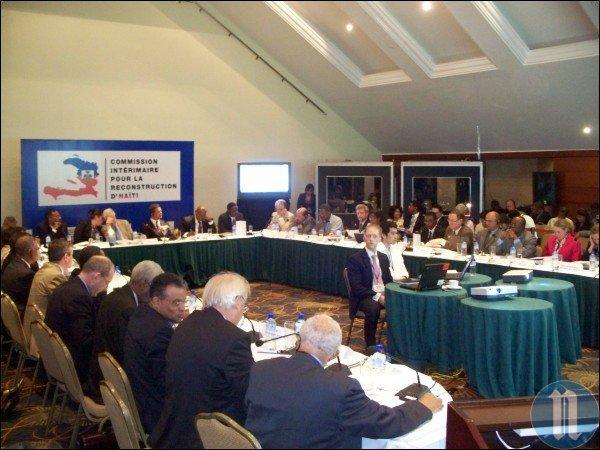 Haiti- Économie : Le budget d'Haïti 2010-2011, passe la barre des 100 milliards de gourdes ($ 2.5 milliards)