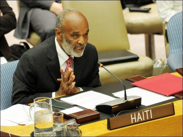 Haïti-ONU : Préval propose un débat sur l'efficacité de l'ONU en Haïti
