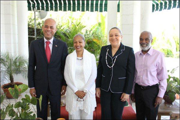 Une nouvelle rencontre Préval-Martelly en vue