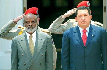 René Préval a marqué l'histoire de la politique Haitienne
