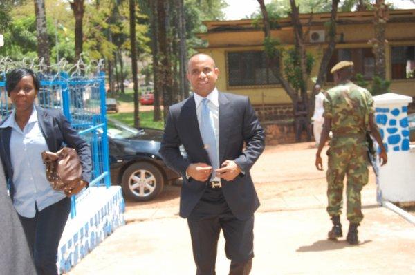 L'homme, qui aurait financé la campagne de Martelly, serait un escroc