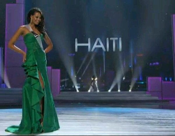 VOTEZ POUR MISS UNIVERS HAITI