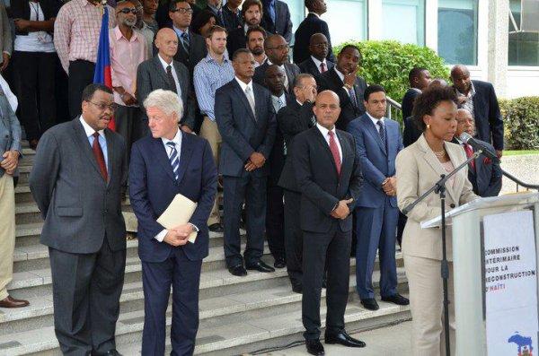 Le premier ministre désigné , Garry Conille, sera ratifié selon le chef du G.P.R.