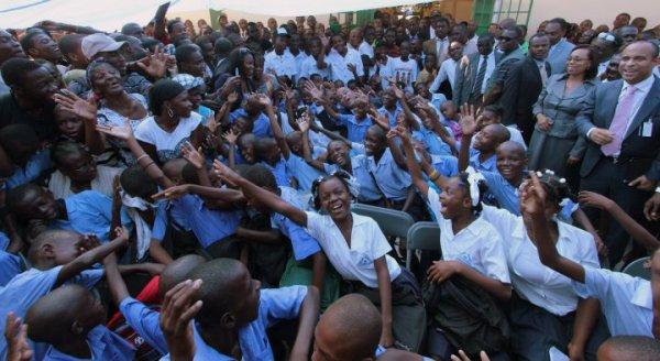 Martelly-scolarisation gratuite : confusions dans les chiffres du programme