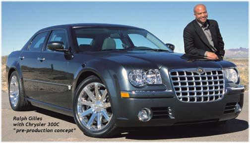 USA-Haiti-Auto : un Haitien président du conseil d'administration de la marque Dodge et vice-président à Chysler