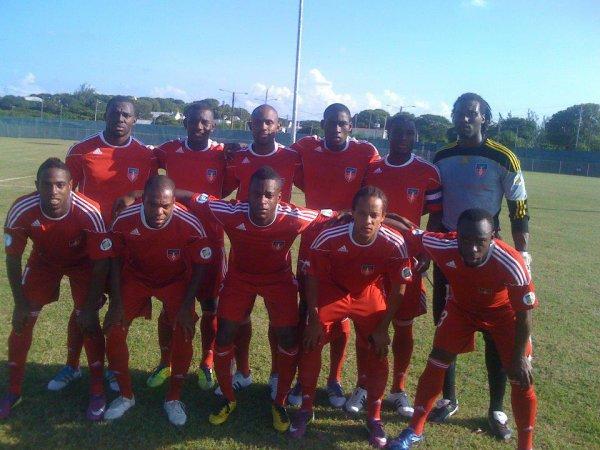 MONDIAL 2014 : Antigua 1 vs 0 Haiti  => Haiti est éliminée de la compétition