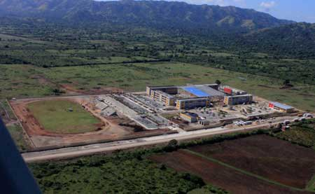 HAITI : l'Université, Henry Christophe, devrait être inaugurée le 12 janvier 2012 prochain