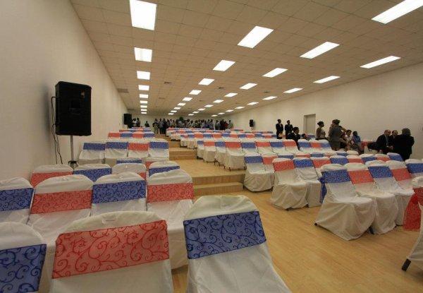 Inauguration du nouveau bâtiment du parlement haïtien