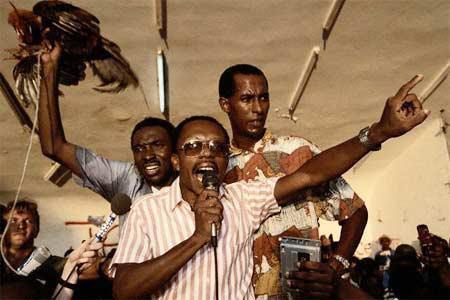 """Michel Martelly serait un citoyen americain connu aux Etats-Unis sous le Nom de """"Michael Martelly """""""
