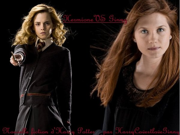 Fiction Hermione VS Ginny